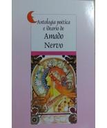 443Book Ideario de Amado Nervo me Spanish - $4.43
