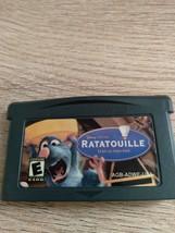 Nintendo Game Boy Advance GBA Disney*Pixar Ratatouille image 2