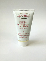 Clarins Aromatic Plant Purifying Mask 1.7oz **New.Unboxed** - $32.67