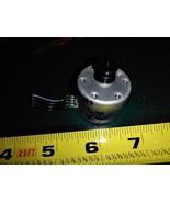 7III39 MOTOR FROM TAPE DRIVE, 12VDC, 2 SPEED, VERY GOOD CONDITION - $8.68