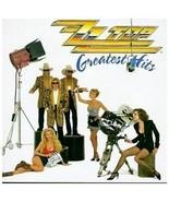 MUSIC CD ZZ TOP Greatest Hits 1992 Warner Bros FREE S/H - $5.94