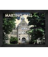 "Baldwin Wallace University ""Marting Hall"" 13x16 Art Deco Framed Print  - $39.95"