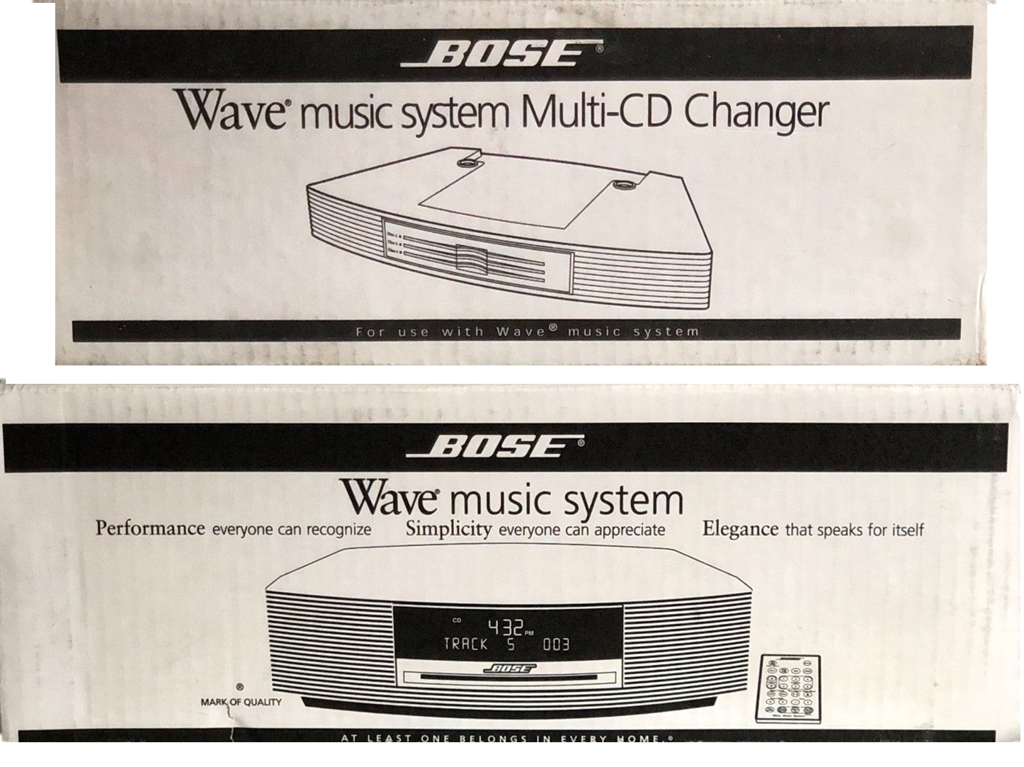 Bose Wave Music System Bundle with Multi-CD and 42 similar items