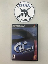 Gran Turismo 3 A-spec (Sony PlayStation 2, 2002) - $6.65