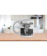 The Clinton Foundation Al Capone Funny Coffee Mug Political Satire Novel... - $15.51+