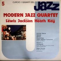 MJQ - GIGANTI DEL JAZZ # 5 EX/EX [0209] LP record - £6.53 GBP