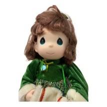 "Precious Moments Anjewel Doll December 12"" Plastic Collector Edition 2000 - $15.00"