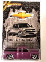 Hot Wheels CHEVY SILVERADO limited Edition CUSTOM only1 of 10 Real Rider... - $64.00
