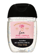 Bath & Body Works Pocketbac Hand Sanitizer Gel Aromatherapy Love Rose + ... - $2.87