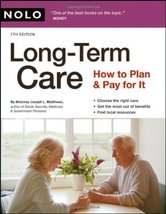 Long-Term Care: How to Plan & Pay for It Matthews Attorney, Joseph