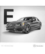 2015 Mercedes-Benz E-CLASS sedan wagon brochure catalog US 350 400 E63 A... - $10.00