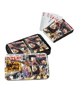 The Beatles Anthology Collage Playing Card Gift Set In Storage Tin NEW S... - $11.64