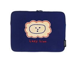 Brunch Brother Lazy Lion iPad Protector Pouch Bag 11-inch Tablet Case Cover image 1