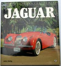 JAGUAR ENTHUSIAST COLOR SERIES John Heilig 1997 SCFP 1930-1980 XK XJ typ... - $10.80