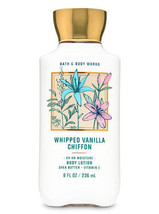 Bath & Body Works Whipped Vanilla Chiffon 24-Hour Moisture Body Lotion - $13.47