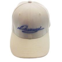 DAVOUCCI MEN'S BASEBALL CAP, DAV SHC-103 WHITE/SKY BLUE 807438027713 - £22.08 GBP