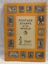 Vintage 1930's Planters Peanut Mr Peanut Harris Postage Stamps Of The Wo... - $19.95