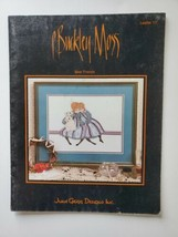 Best Friends P Buckley Moss June Grigg Designs Cross Stitch Leaflet 117 - $9.90