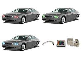 FLASHTECH for BMW 7 Series 06-08 V.3 Fusion Color Change RGB Multi Color... - $195.02