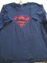 Dc Comics Superman Mens Tshirt Size Xl Vgc - $9.94
