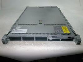 Cisco UCS C220 M4 8-Bay Server 2x 6 Core Xeon E5-2609V3 1.9GHz 64GB 0HD 1x 770w - $620.10