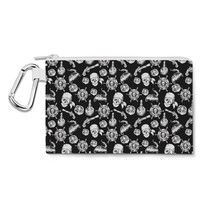 A Pirate Life Disney Inspired Canvas Zip Pouch - $15.99+