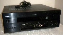 Yamaha RX-V1200 Natural Sound 6.1 Channel Home Theater Receiver ~ Very Nice - $104.99