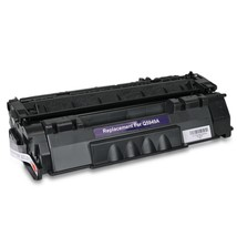 Skilcraft Q5949A Replacement Black Toner Cartridge for HP LaserJet 1160/... - $26.86