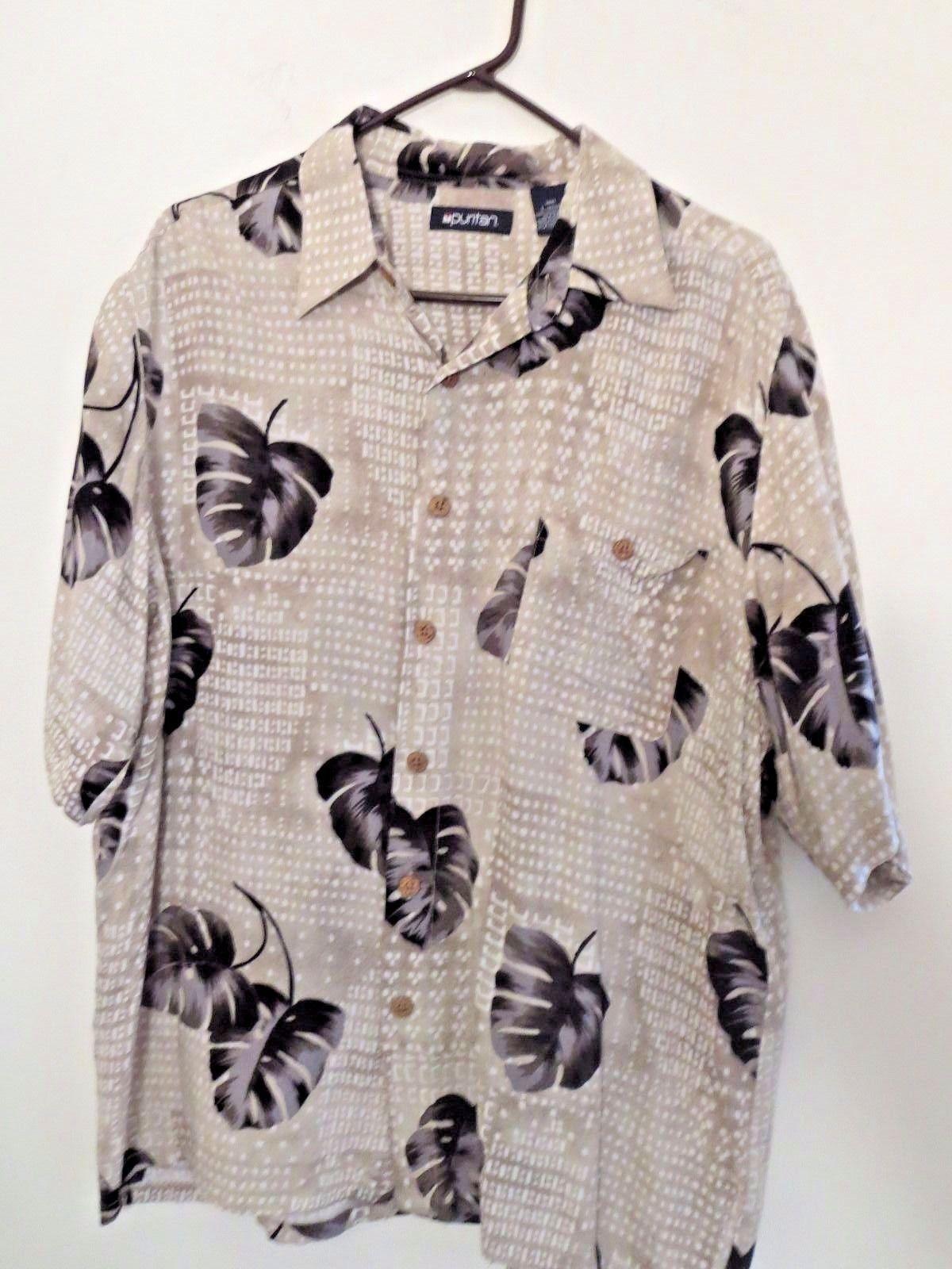 405cd8243 Men's Size L Short Sleeve Hawaiian Style and 50 similar items
