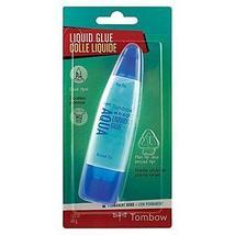Tombow Mono Aqua 2-Tip Liquid Glue Adhesive For Paper Craft Scrapbooking... - $11.97