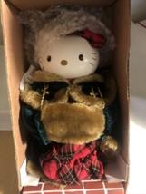 RARE 2003 Sanrio Hello Kitty Ornamental Doll New in Box - $46.39