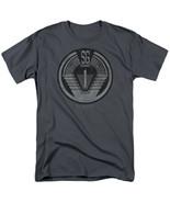 Stargate SG-1 TV Series SG-1 Team Badge Logo T-Shirt NEW UNWORN - $19.99