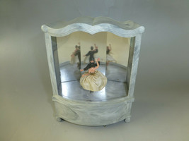 EXC VINTAGE CODY ( PRE REUGE ) DANCING BALLERINA MUSIC BOX  AUTOMATON =S... - $292.05
