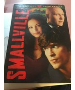 Smallville ~ the Complete 3rd Third Season 3 Three ~ 6-DISC DVD SET - $17.64