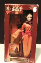 Star Wars Hidden Majesty Queen Amidala Doll 61776 Episode 1, 1998, Hasbro - $24.70