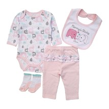 newborn boy girls clothes Baby clothing sets 100% soft cotton long sleev... - $20.80
