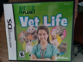 Nintendo DS Animal Planet: Vet Life image 1