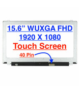 """New Dell PN DP/N 0FG1DD FG1DD OnCell Touch LCD Screen LED for Laptop 15.6"""" - $247.40"""