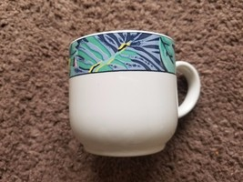 Ceramic & Coffee Mugs By Stoneware 3 Different Design Cups Bundle - $41.81