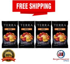 Terra Original Sea Salt Vegetable Chips Vegan Gluten Free Snack 15 oz Ba... - $45.74