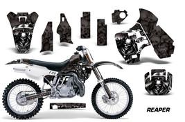 Dirt Bike Graphics Kit Decal Sticker Wrap For Kawasaki KX500 1988-2004 R... - $168.25