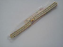 Bracelet SEIKO Stainless Steel Gold tone Z5506K - $68.31
