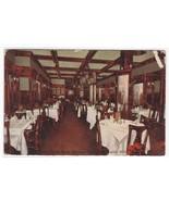 Ladies Dining Room Bauman Café Grand Rapids MI postcard - $4.46