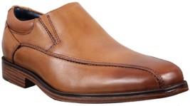 Mens Dockers Franchise 2 Butterscotch Leather Slip-On Dress Shoes [90-26... - $69.99