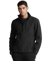 Polo Ralph Lauren Men's Water Repellent Soft Shell Barrier Jacket Black-XS - $115.99