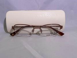 Anne Klein Plum AK5069 501 Rx Eyeglass Frames Brand New $179 Msrp - $29.02