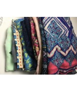 Lot of 10 very pretty Infinity Scarves Scarf Lot Spring Fall - $28.04