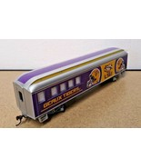 LSU Tigers Illuminated Electric Train, HO Scale - $50.45