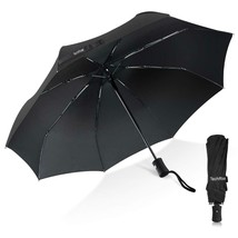TechRise 60Mph Windproof Umbrella Automatic Extra Strong Umbrella with R... - $13.65