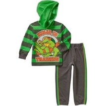 Teenage Mutant Ninja Turtles Toddler Boys 2 Piece Outfit Sizes-3T,4T or ... - $13.99
